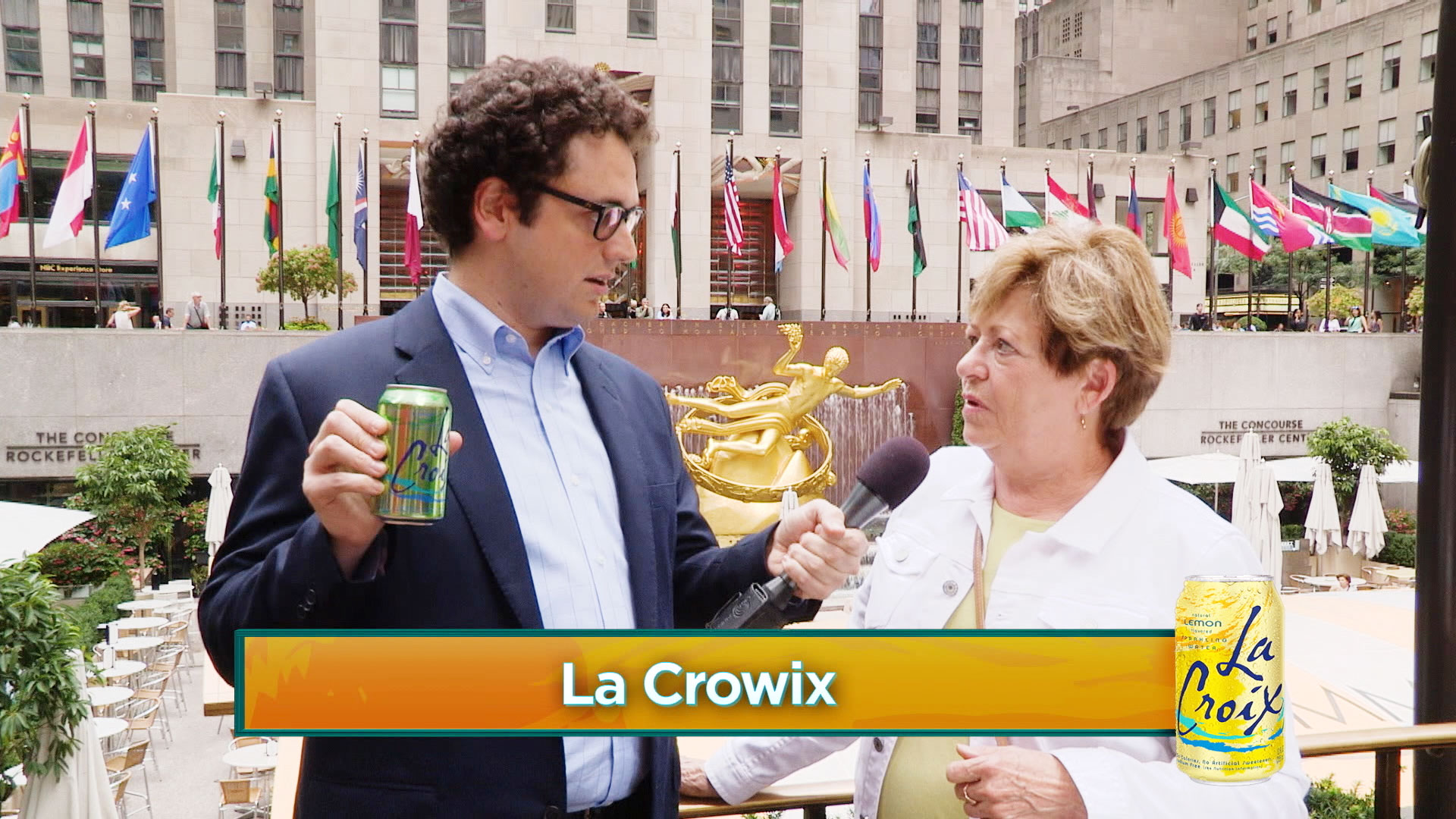 Fullsize Of La Croix Pronunciation