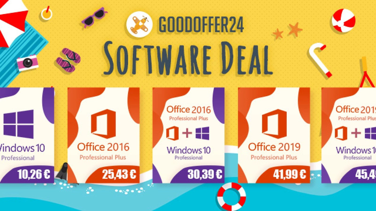 Office Günstig Goodoffer24 Deal Windows 10 Pro Und Office 2016 Besonders Günstig