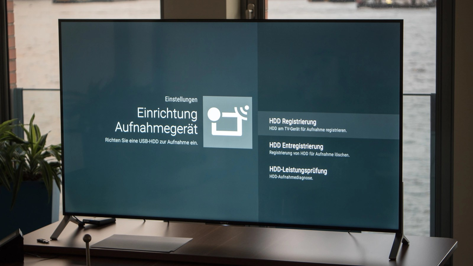 Ebook Reader Test Sony Bravia: So Funktioniert Usb-hdd-recording Mit Android
