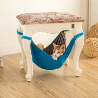 Pet Hammock Hanging Bed House Pupply Mat Cage Small Animal ...