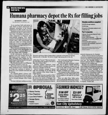 Arizona Republic from Phoenix, Arizona on July 28, 2010 · Page 486