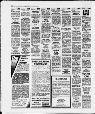 The Des Moines Register from Des Moines, Iowa on April 19, 1993