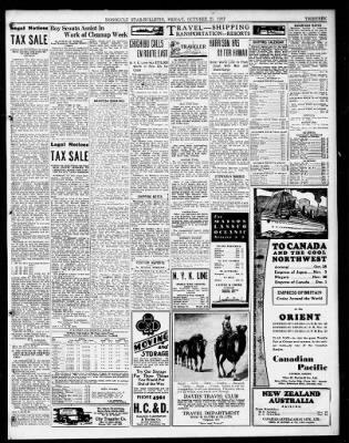 Honolulu Star-Bulletin from Honolulu, Hawaii on October 21, 1932 · 13