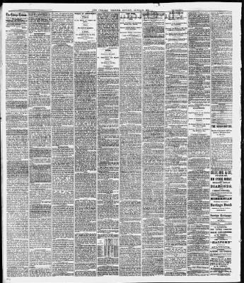 Chicago Tribune from Chicago, Illinois on June 18, 1871 · 2