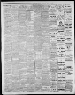 Hartford Courant from Hartford, Connecticut on May 26, 1876 · 2