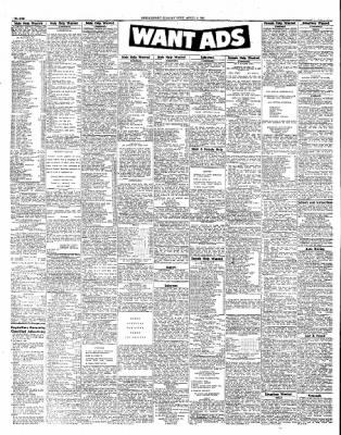 The Bridgeport Post from Bridgeport, Connecticut on April 9, 1961