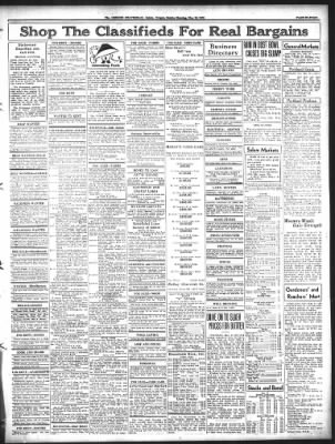Statesman Journal from Salem, Oregon on May 19, 1935 · Page 11