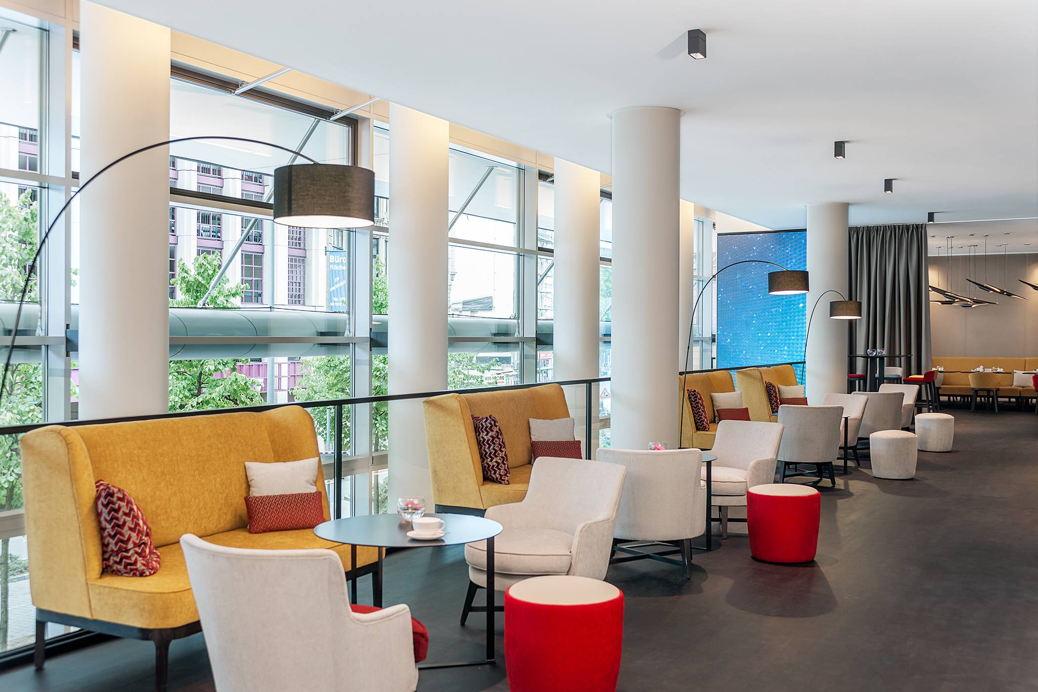 Korting Nh Hotels Nh Collection Frankfurt City Hotelservices