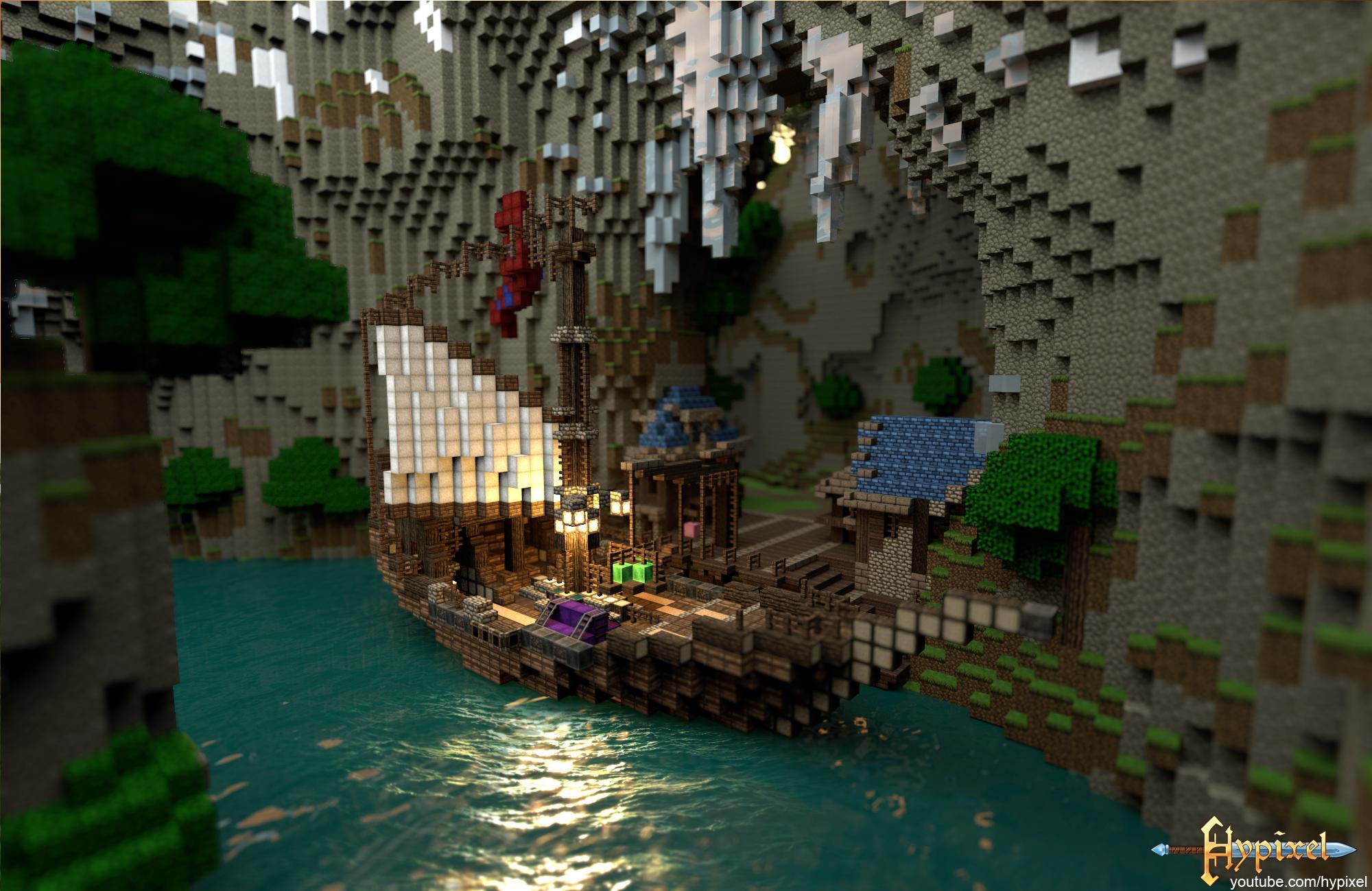 3d House Wallpaper Room Wrath Of The Fallen Map Minecraft 1 12 2