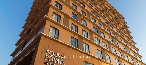「名古屋住宿」--Four Points by Sheraton Hotel (福朋喜來登酒店/四點酒店) 名古屋中部国際空港