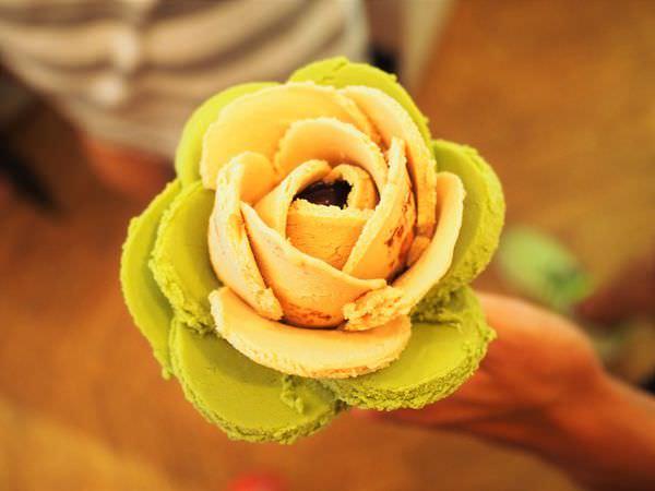 O Rose || 來自法國師傅天然手作的玫瑰花瓣冰淇淋,彷如置身巴黎的浪漫/法式冰淇淋/東區下午茶甜點/台北大安區捷運忠孝敦化站(附價目表)