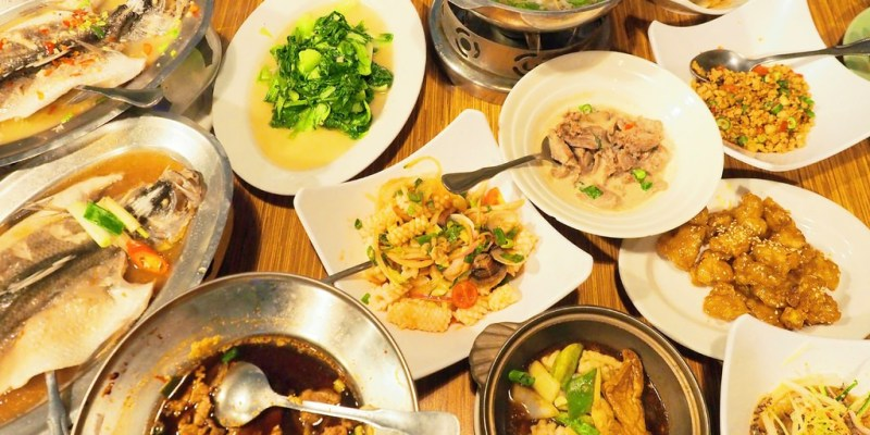 泰味館|桃園泰式料理吃到飽~60道菜任君點/桃園愛買旁(附菜單)