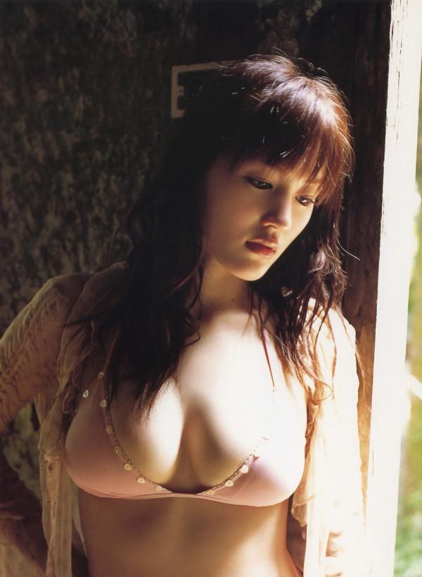 【ヌード画像】綾瀬はるかの天然水着セミヌード姿は今でもおかずになるw(30枚) 02