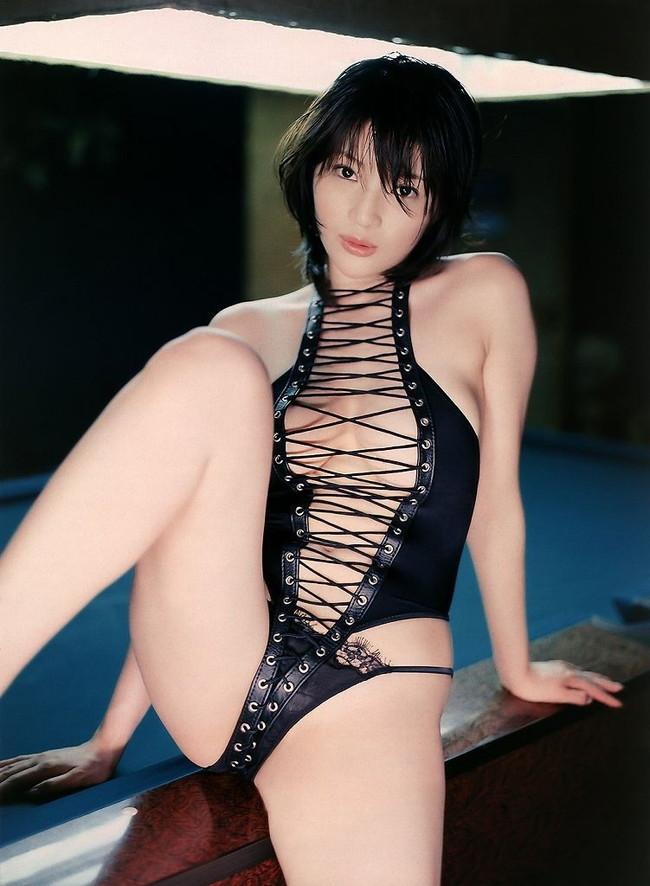 【ヌード画像】ボンデージ美女の妖しい拘束美!(30枚) 02