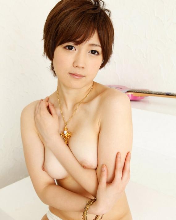 【ヌード画像】ボーイッシュな女の子の意外なエロさにドキドキw(32枚) 19