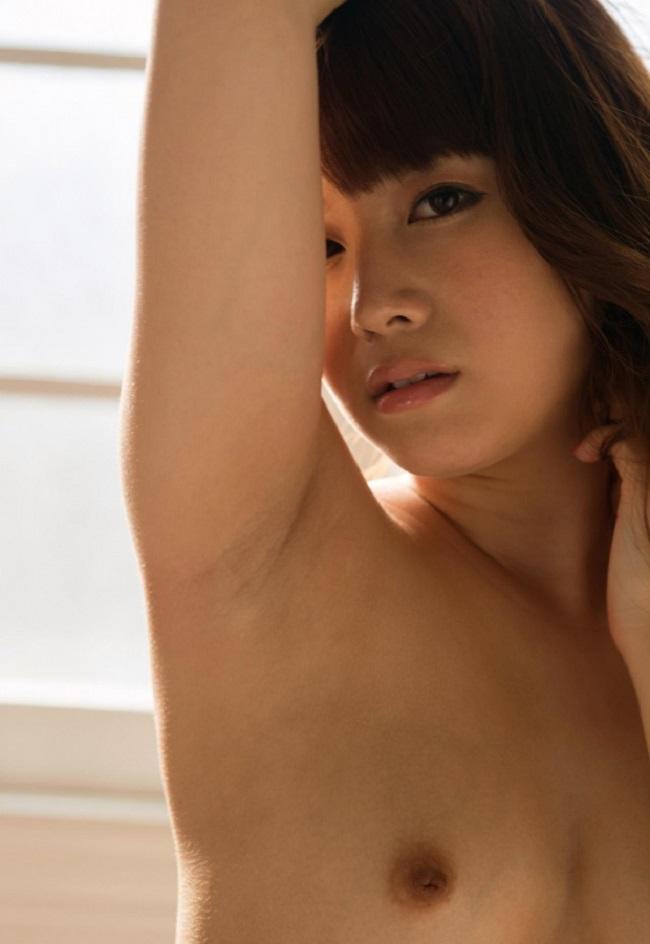 【ヌード画像】腋見せ美女の裸体がくそエロいw(32枚) 27
