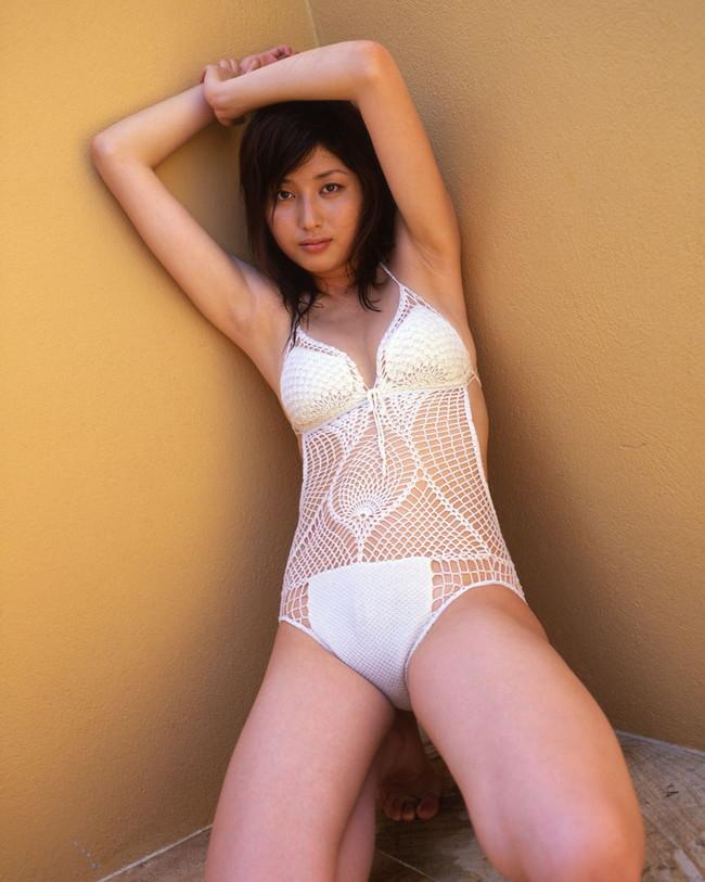 【ヌード画像】愛人にしたい女NO.1!橋本マナミのセミヌード画像(30枚) 11