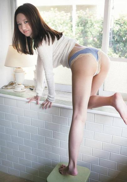 【ヌード画像】葉月ゆめのセクシー画像w肌に近い色の水着だと裸に見えるw(31枚) 15