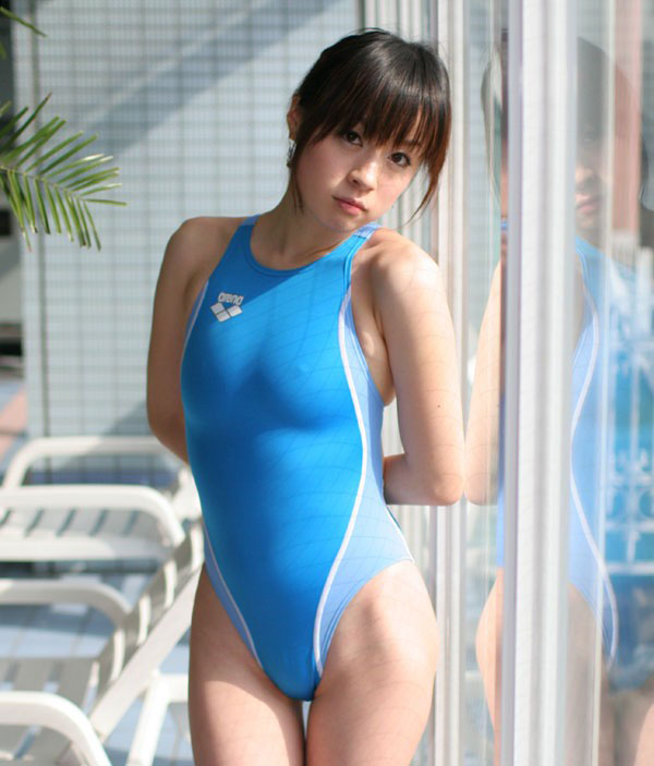 【ヌード画像】競泳水着の機能美だけじゃない美しさw(31枚) 07