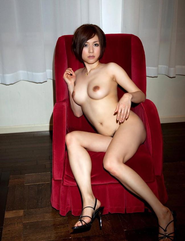 【ヌード画像】全裸美女のハイヒール姿がぐうエロw(30枚) 05