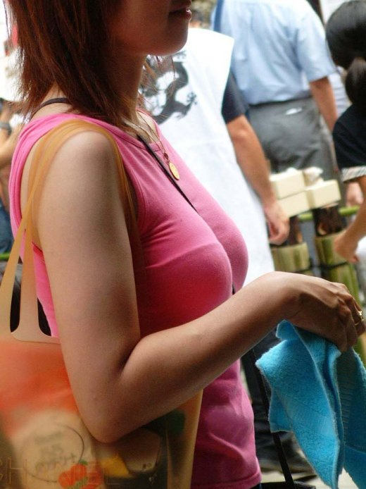【ヌード画像】パイスラでわかるおっぱいの魅力(35枚) 05