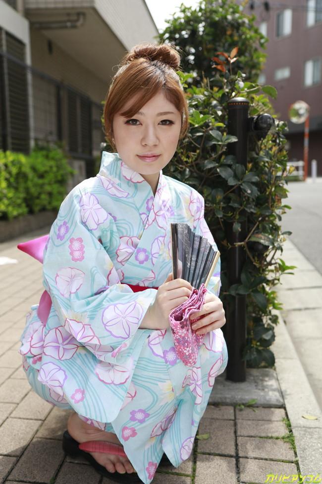 【ヌード画像】和服美人を見ていると幸せな気分になりますw(35枚) 06