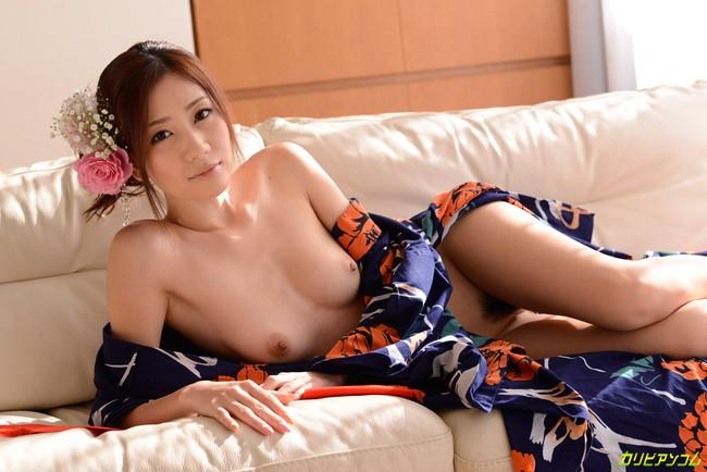 【ヌード画像】和服美人を見ていると幸せな気分になりますw(35枚) 20