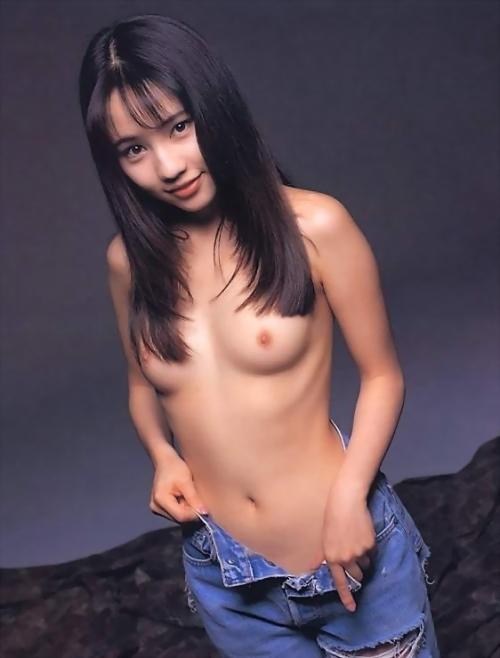 【ヌード画像】ジーンズを履いた上半身裸の美女がエロ美しいw(32枚) 16