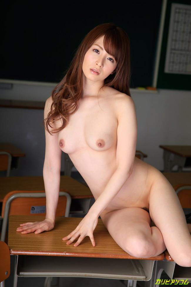 【ヌード画像】教室で淫靡な裸体を見せる女たち(30枚) 24