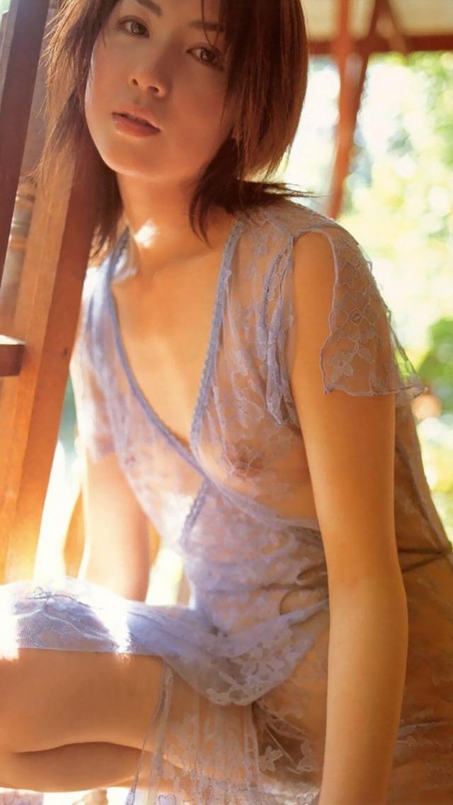 【ヌード画像】シースルー下着美女のスケスケ感w(31枚) 09
