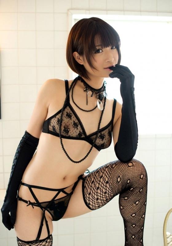 【ヌード画像】シースルー下着美女のスケスケ感w(31枚) 23