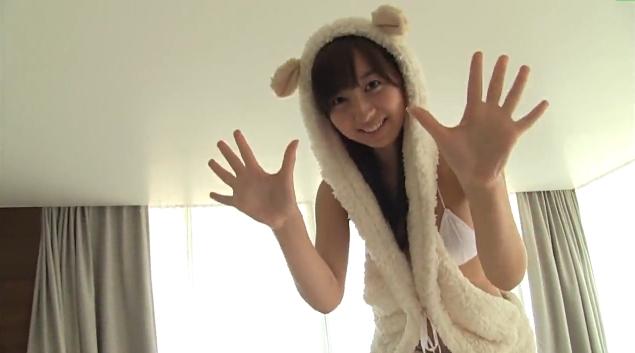 【ヌード画像】飯田里穂のセクシー水着画像(36枚) 05