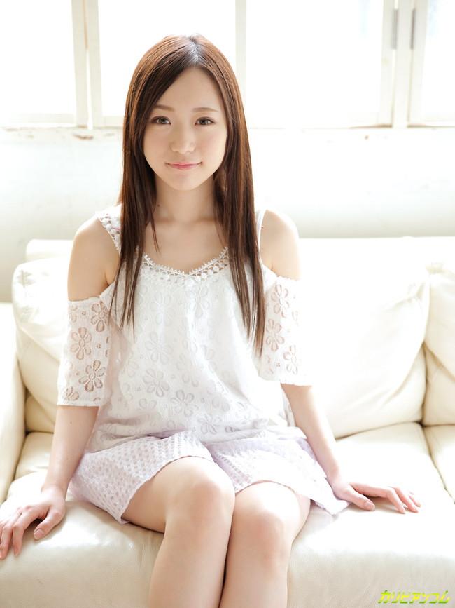 【ヌード画像】瀬奈まおの色白美肌がセクシーなヌード画像(32枚) 02
