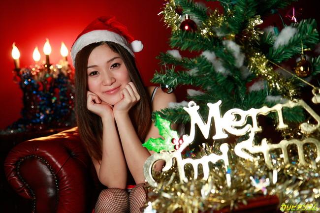 【ヌード画像】サンタ美女のエロ画像は見ていると癒されるw(33枚) 10