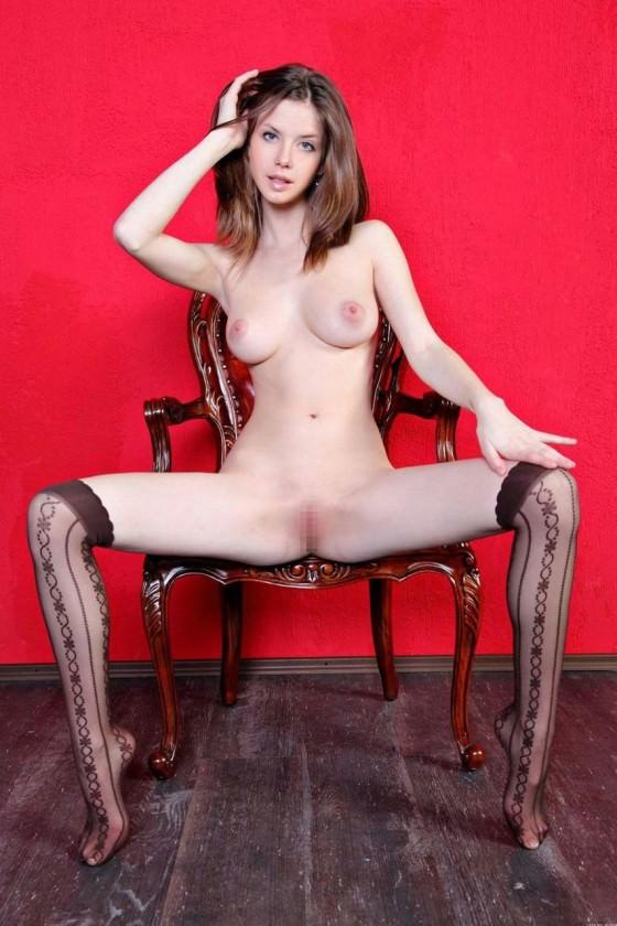 【ヌード画像】外国人美女のデカパイが大きいうえに美しいw(30枚) 08