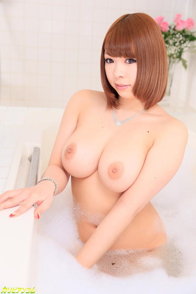 【ヌード画像】おもてなし気分が味わえるAV女優の泡姫姿!(32枚) 03