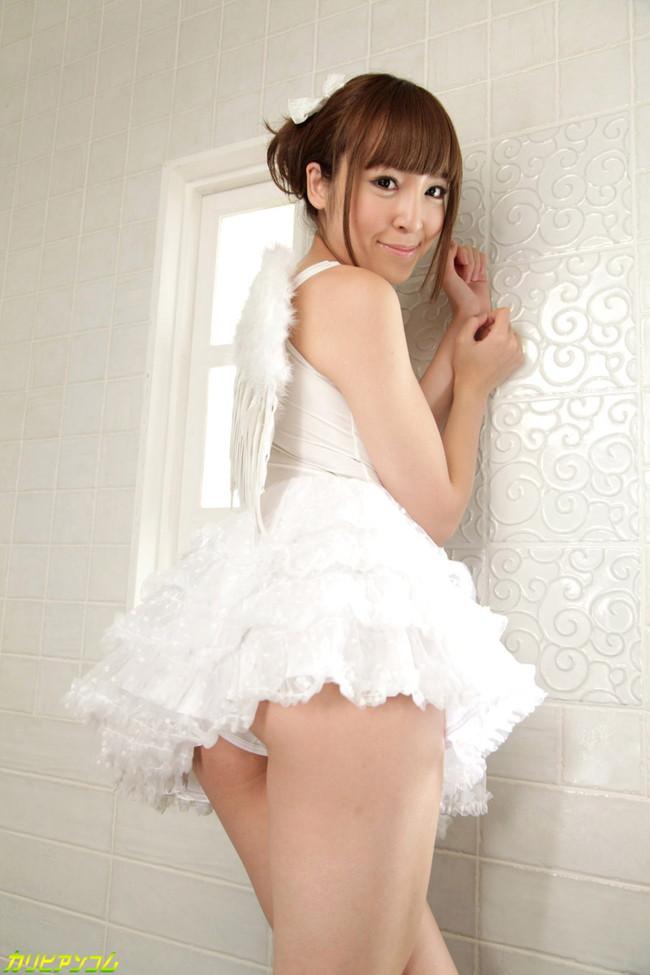 【ヌード画像】羽川るなの全身色白美肌がセクシーオーラ放ちスギw(31枚) 16