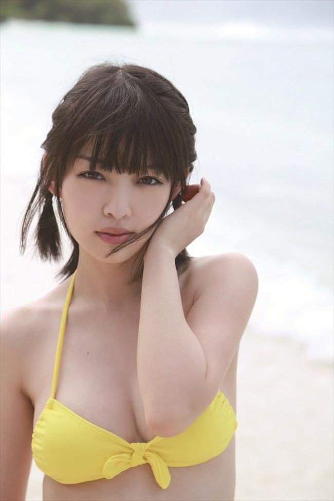 【ヌード画像】安藤遥のセクシーエロ画像で大興奮w(32枚) 31