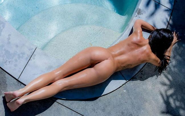 【ヌード画像】外国人美女の生尻エロ画像が肉感的すぎるw(32枚) 29