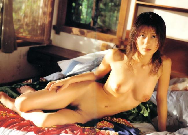 【ヌード画像】美竹涼子の長身スレンダーボディが美しいw(32枚) 01