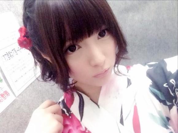 【ヌード画像】みほのの黒髪が美しいヌード画像(33枚) 10