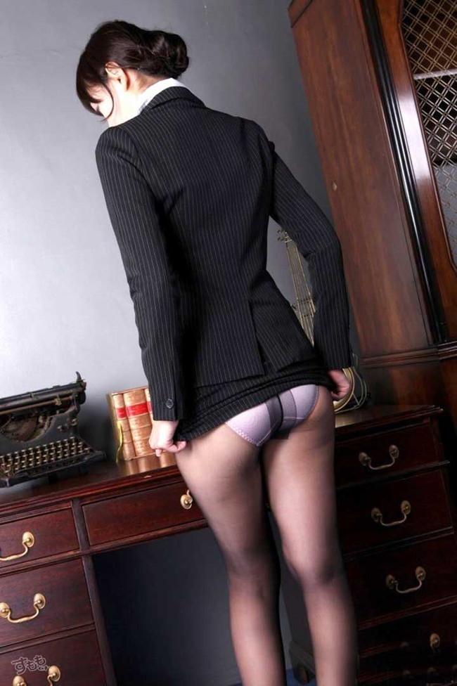 【ヌード画像】黒ストッキングの野郎からの好感度はハンパない黒ストッキングのエローい画像を集めました!(50枚) 24