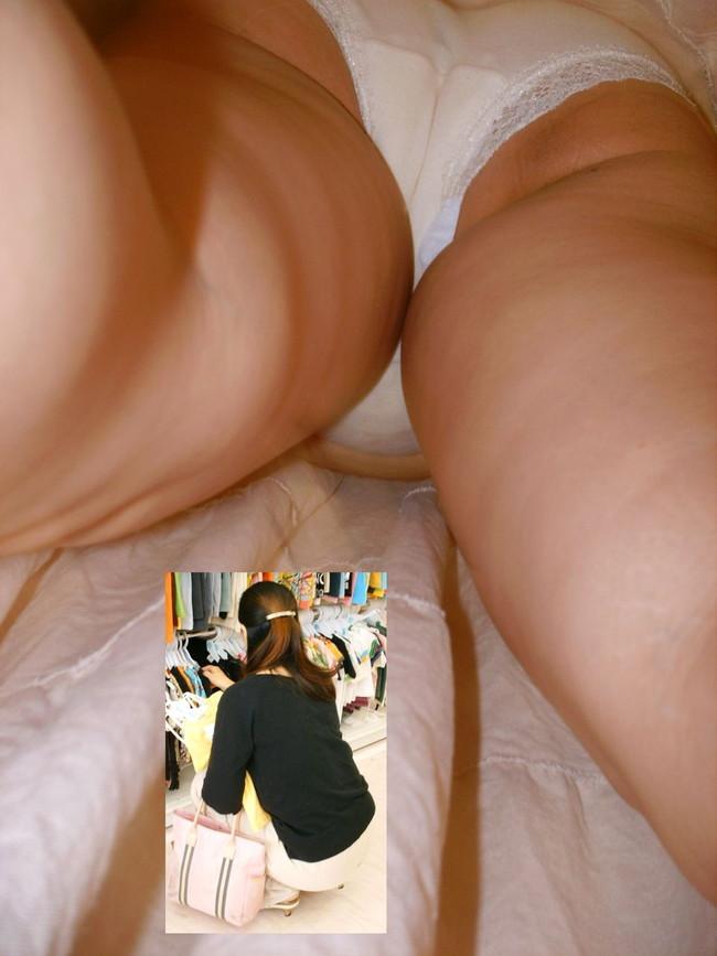 【ヌード画像】下着は地味な方が燃えるという法則にうなずかない人はいない。地味なブラやパンティーを履いた娘のエロ画像集(50枚) 20