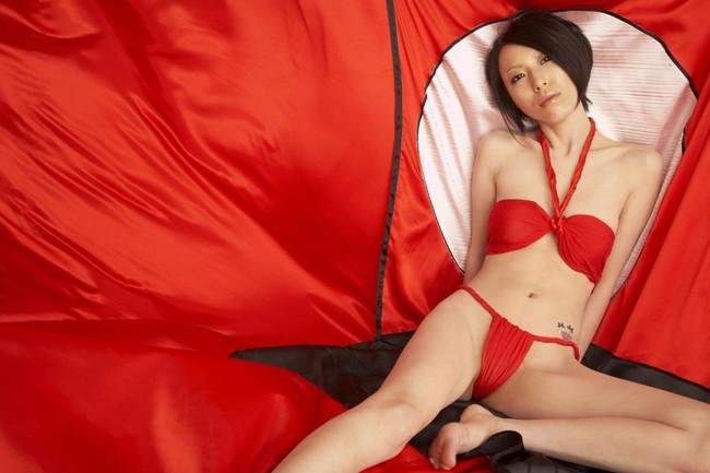 【ヌード画像】思いっきり尻肉にかぶりつきたい!ふんどし履いてる女の子のクッソエロいヌード画像集(50枚) 22