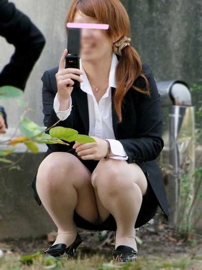 【ヌード画像】エロい!エロいぞリクルートスーツ!この初々しさとぴったりお尻のギャップ感がたまりません!(50枚) 31