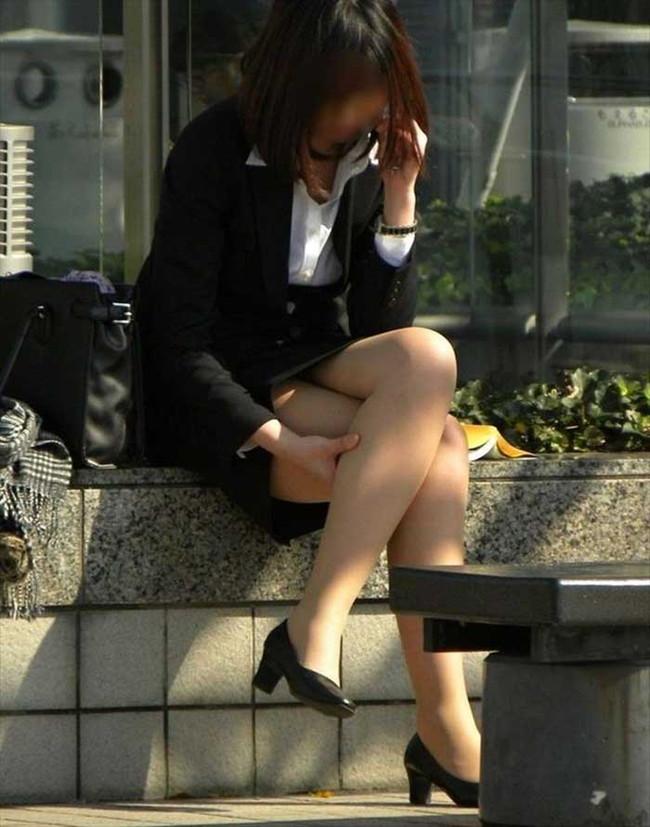 【ヌード画像】エロい!エロいぞリクルートスーツ!この初々しさとぴったりお尻のギャップ感がたまりません!(50枚) 40