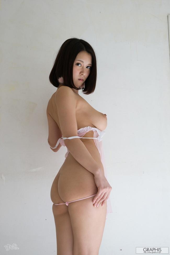 【ヌード画像】最強のAV女優松岡ちなの破壊力!!Hカップさえブレるこの美しさはなんなんだ!的な画像集(50枚) 27