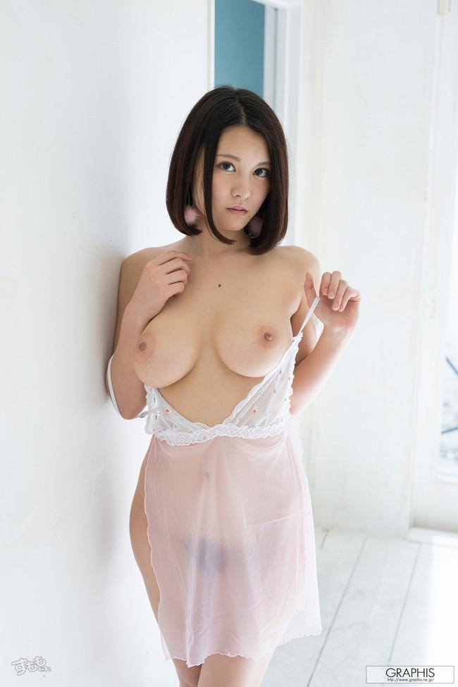 【ヌード画像】最強のAV女優松岡ちなの破壊力!!Hカップさえブレるこの美しさはなんなんだ!的な画像集(50枚) 29
