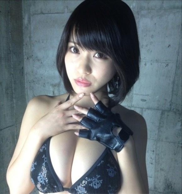 【ヌード画像】はんなりGカップこと岸明日香の90cmバスト画像(32枚) 30