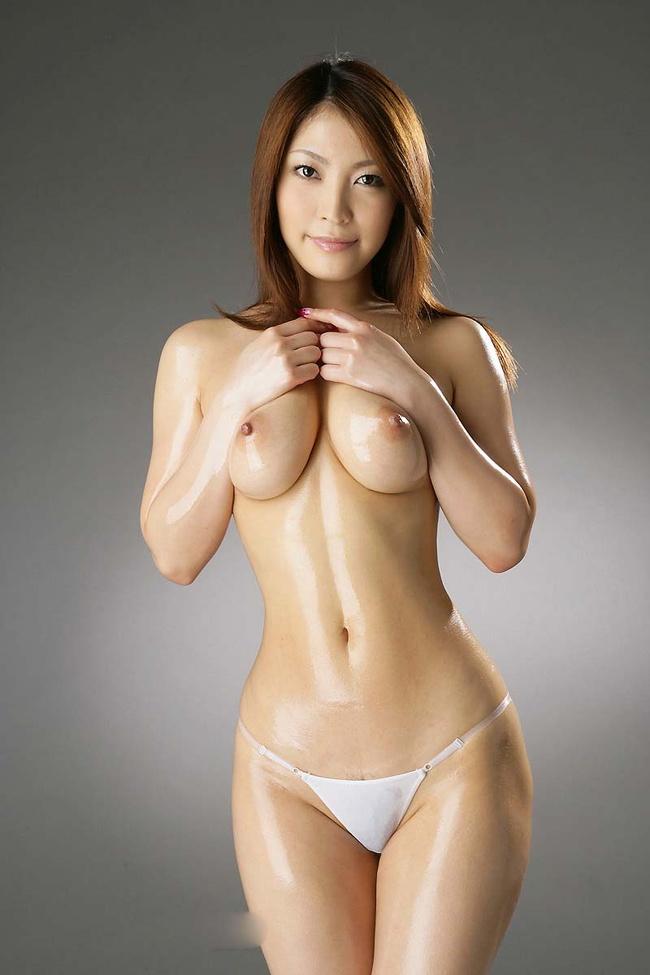 【ヌード画像】ヌルテカなローションおっぱいに挟まれたい(32枚) 09